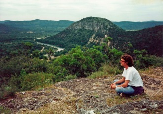 John in Hill Country 1992 or 1993