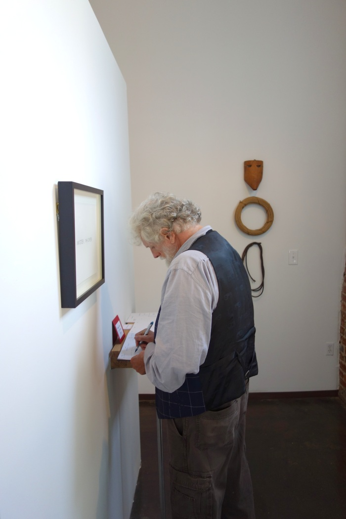 Jim Magee at The Wilcox Space