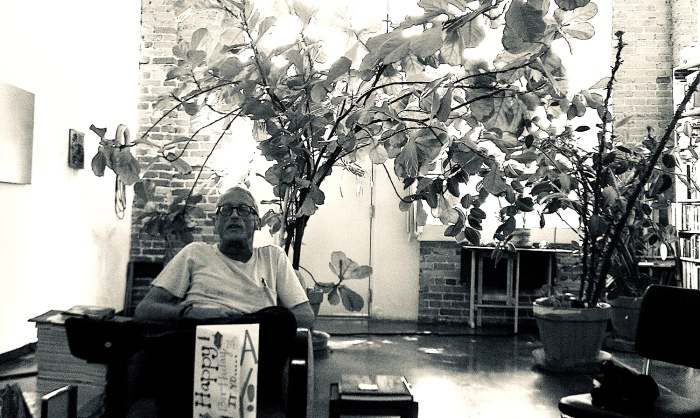 Picture of Gil in Apartment+9+2+11 B&W
