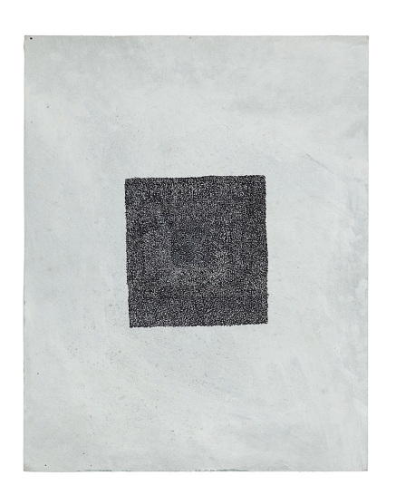 Untitled, 1981, ink and tempera on paper, 14 x 11 inches
