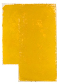Untitled, 1995, acrylic on paper, 40 x 28 inches